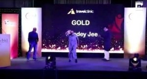 Video: Award Winner Dies While Dancing On Stage To Collect His Prize In India